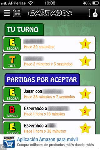 Juegos De Cartas Espanolas En Tu Iphone Con Cartados