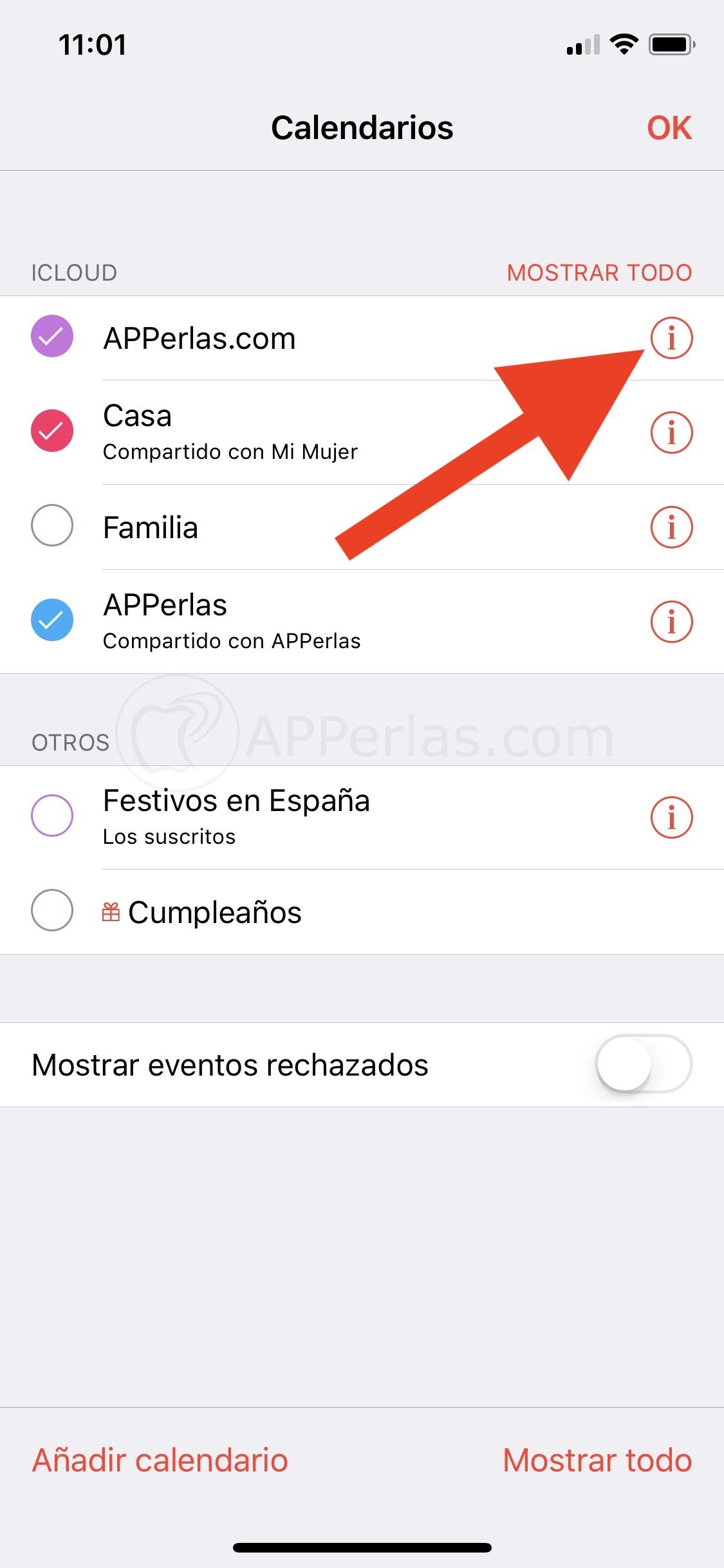 Anadir Calendario Iphone.Como Compartir Calendarios En Iphone Con Las Personas Que