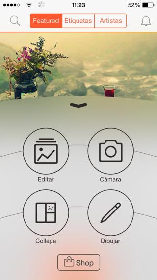 PICSART permite descargar fotos de Instagram y editarlas