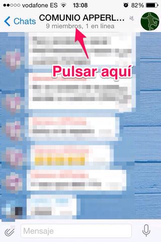 Grupo telegram opciones binarias