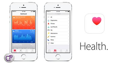 Vincula tus aplicaciones de salud a Apple Health