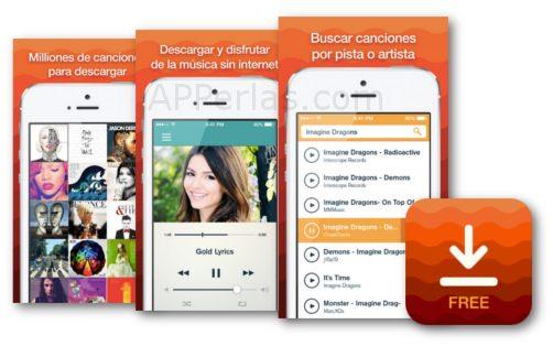 descargar musica mp3 gratis para iphone