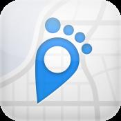 Calcular distancias de rutas realizadas, con la app FOOTPATH