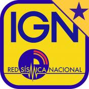 IGN SISMOLOGIA, información de terremotos en España