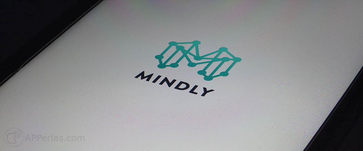 Organiza tus ideas de forma sencilla con la aplicación Mindly