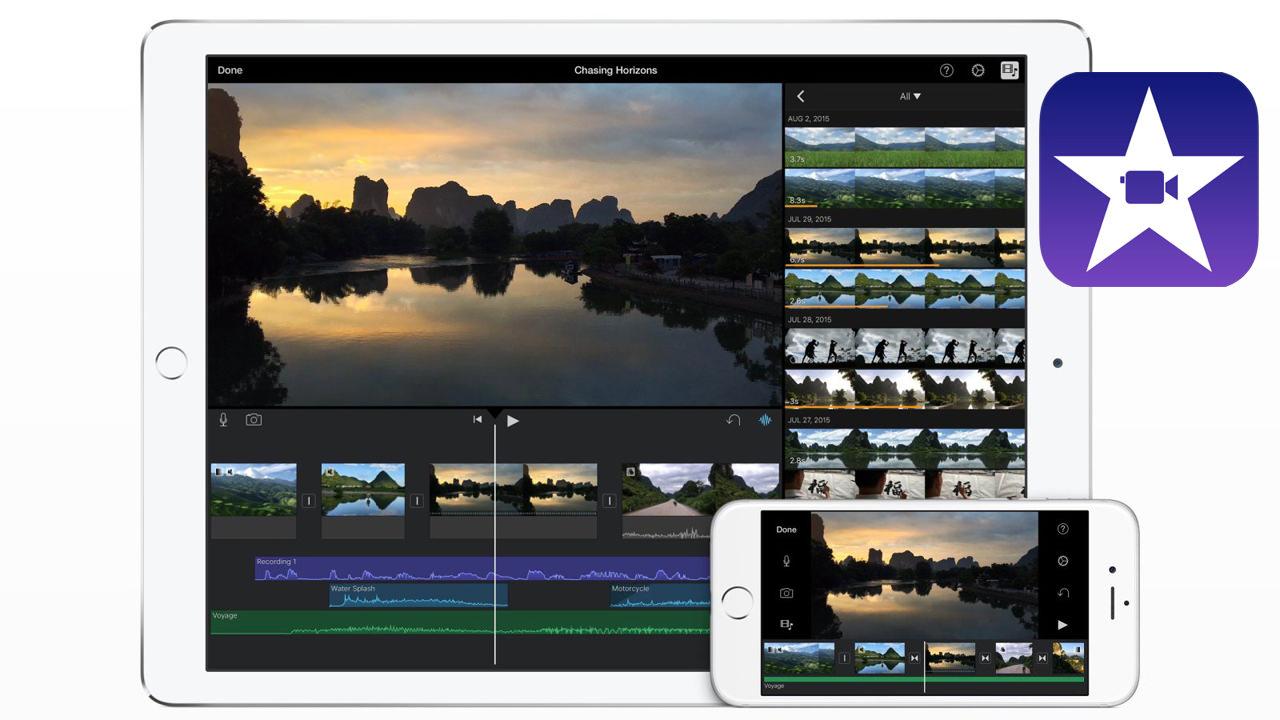 Por fin! iMovie para iOS se actualiza con importantes novedades