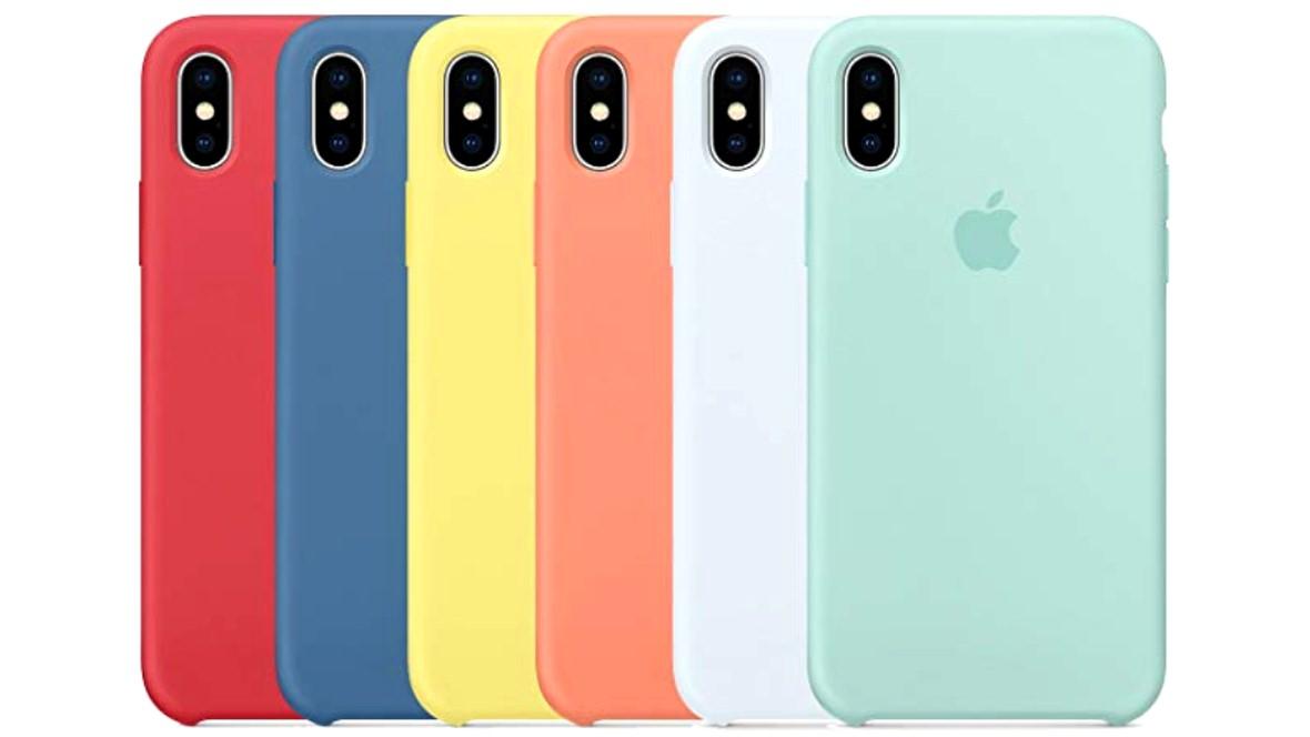 Fundas Originales Apple para Iphone