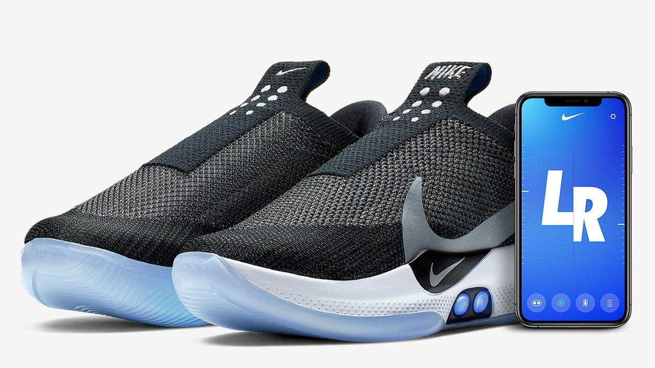 4545af79af Llegan al mercado las Nike de Regreso al Futuro, con app incorporada