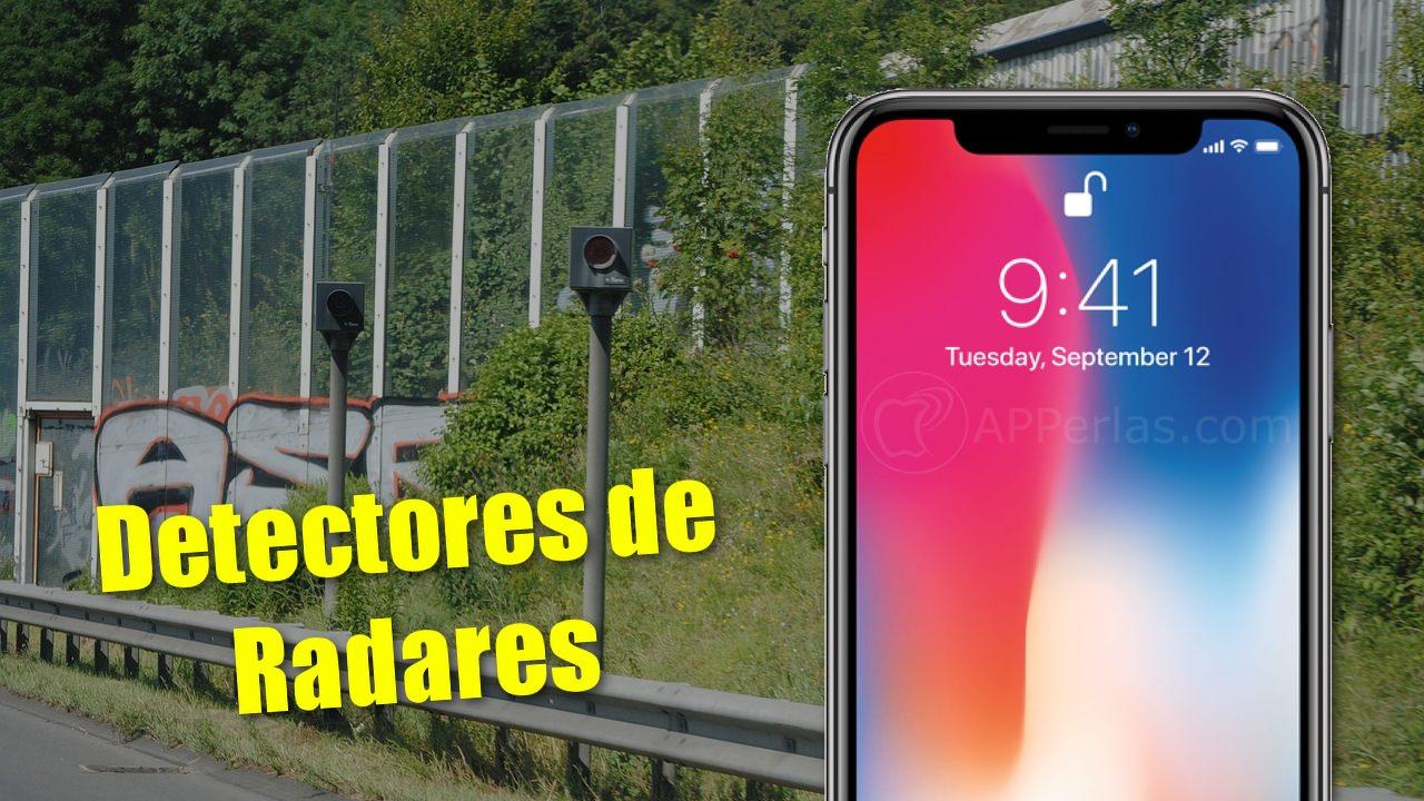 LA MEJOR APP DE RADARES PARA IPHONE GRATIS