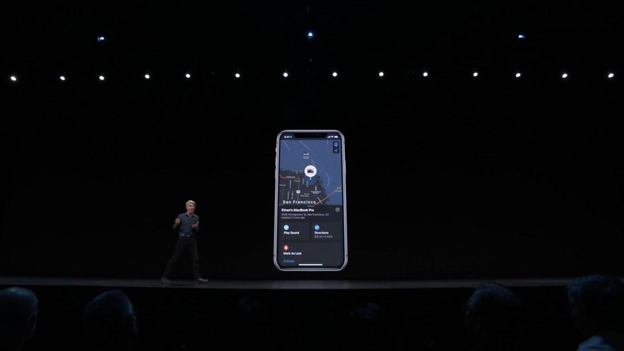 como localizar un iphone sin conexion